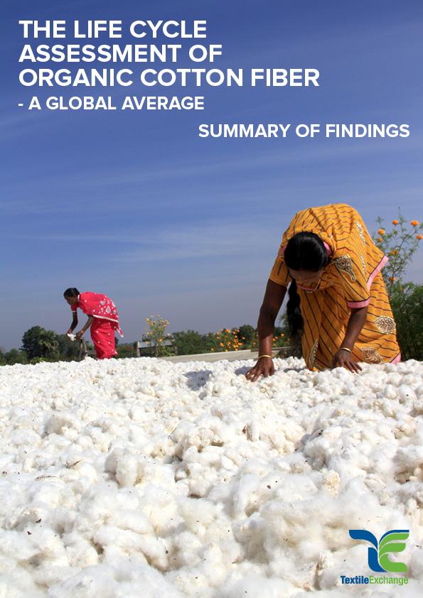 The LCA of Organic Cotton Fiber Cover