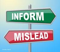 informmislead