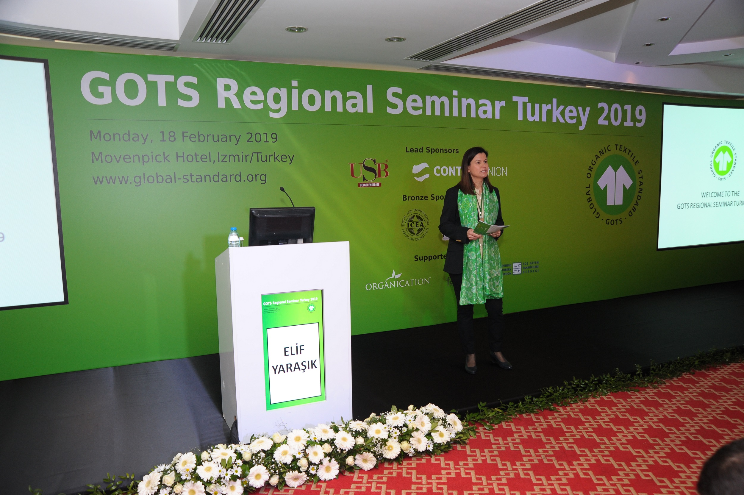 GOTS Press Release +++ Turkish Textile Industry welcomes