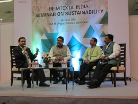 Seminar on Sustainability Panel 26.06.2015