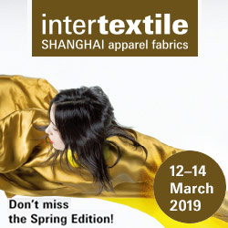 New pavilions covering 160000 sqm at Intertextile Shanghai Apparel Fabric