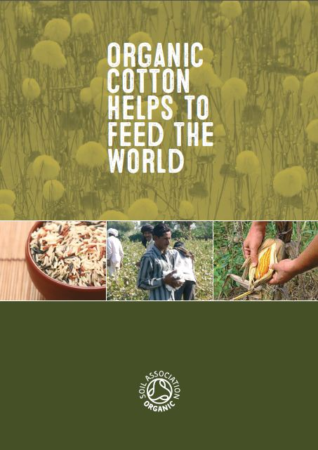 Organic Cotton Helps Feed the World